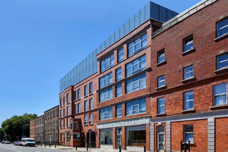 Blackhall Place to be redeveloped by Douglas Wallace Architects